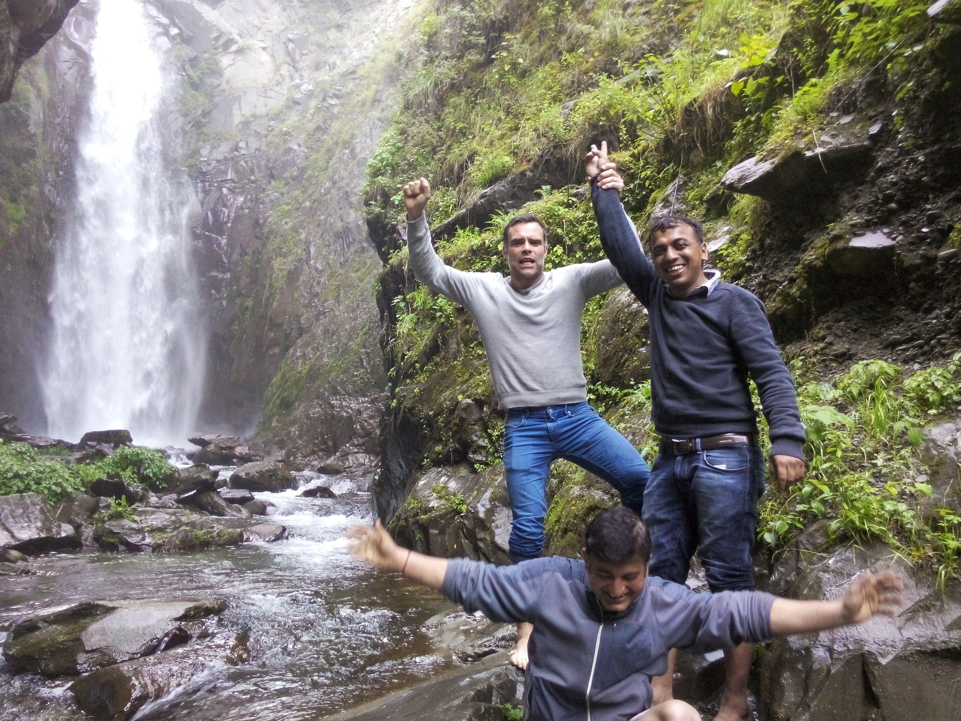 Thala Waterfall Bharmour