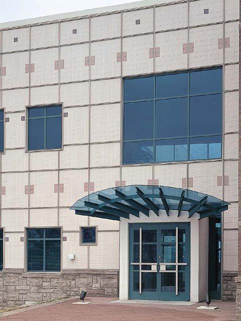 Institutional Tile Design Inspiration Gallery Commercial Interiors Commercial Interior Design Contract Design