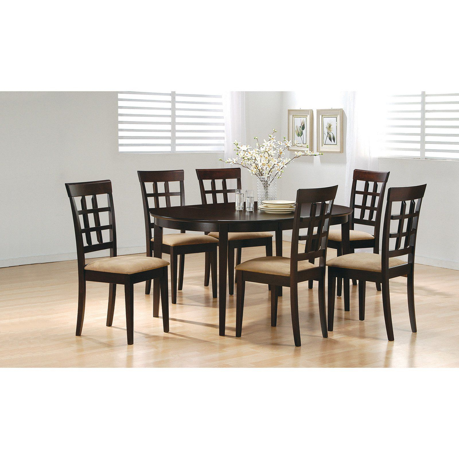 Coaster Furniture Gabriel Dining Table Dining Room Furniture