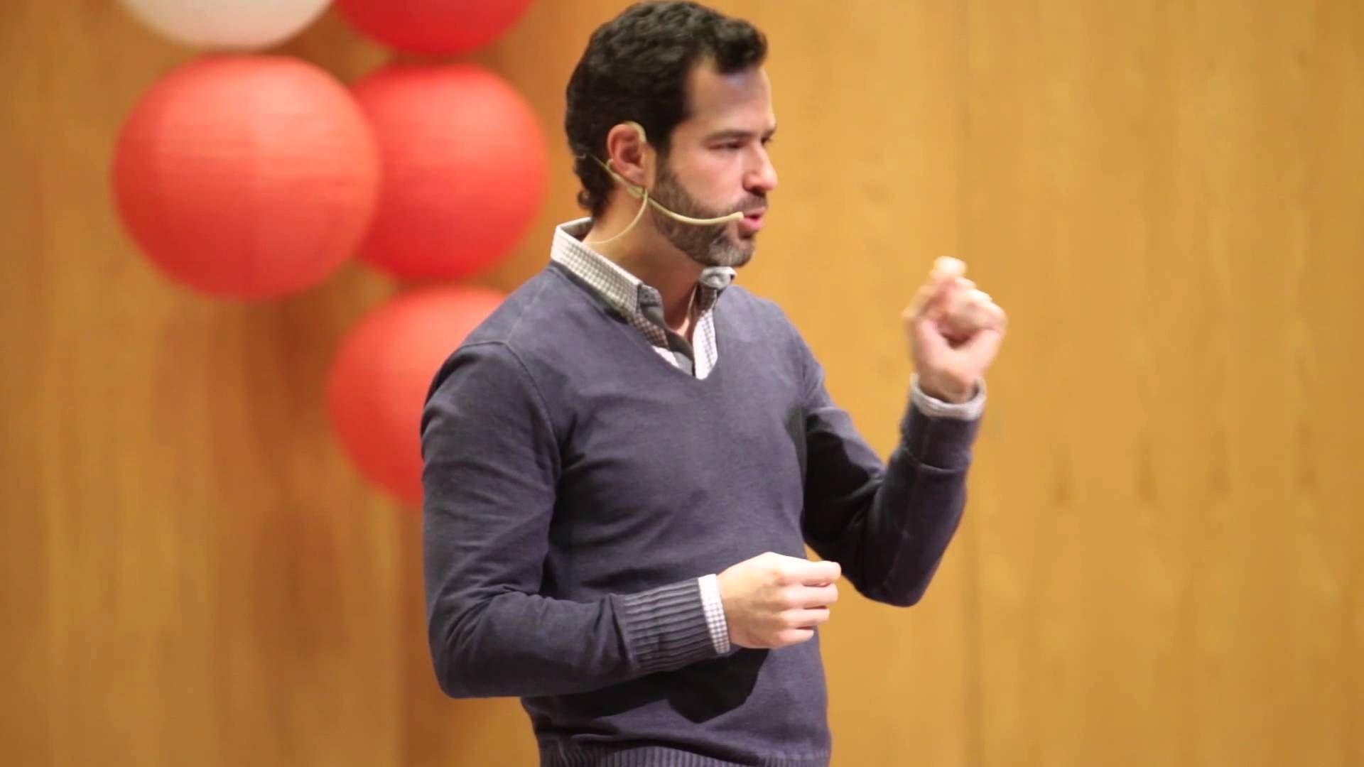 ¡Ya es hora! | Emiliano Salinas | TEDxITAM