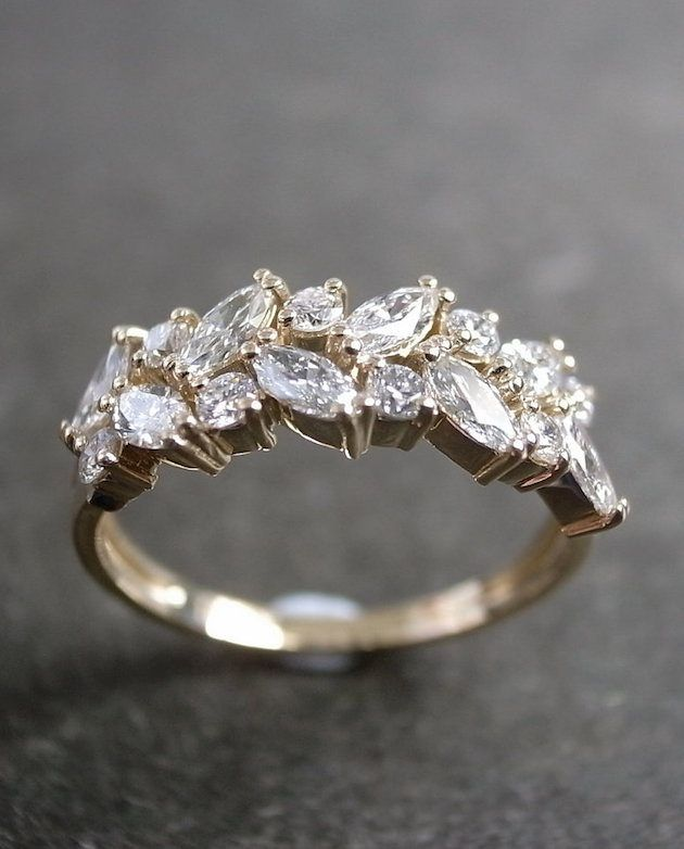 10 unique alternative engagement rings - Alternative Wedding Rings