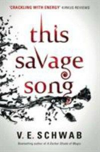 Mijn recensie over V.A. Schwab - This savage song | http://www.ikvindlezenleuk.nl/2017/01/schwab-savage-song/