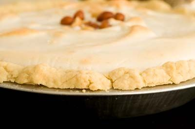 Peanut butter pie recipe: I am not a big peanut butter fan. (Gasp)!!!! This was super easy and really good. I only used a half cup of sugar and whipped vanilla topping. Mmmmm