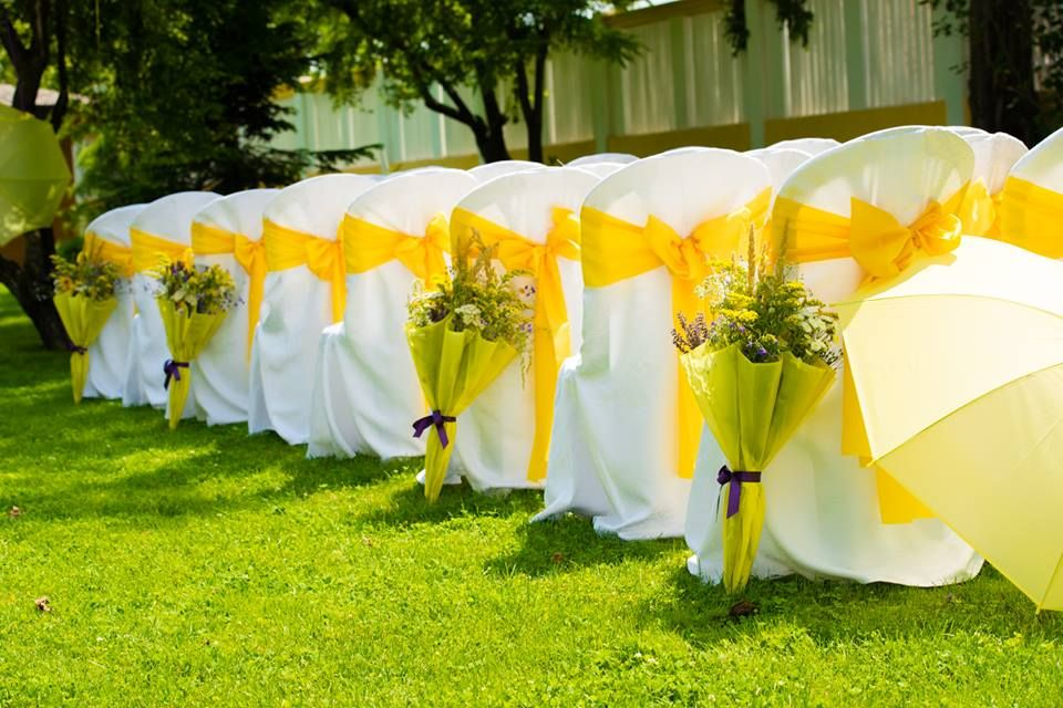 A sunny, colorful and unforgettable - the wedding of Danny and Mitko - 16:06:13. Restaurant Villa Marciana