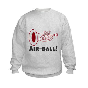Air-ball Trumpet Sweatshirt
