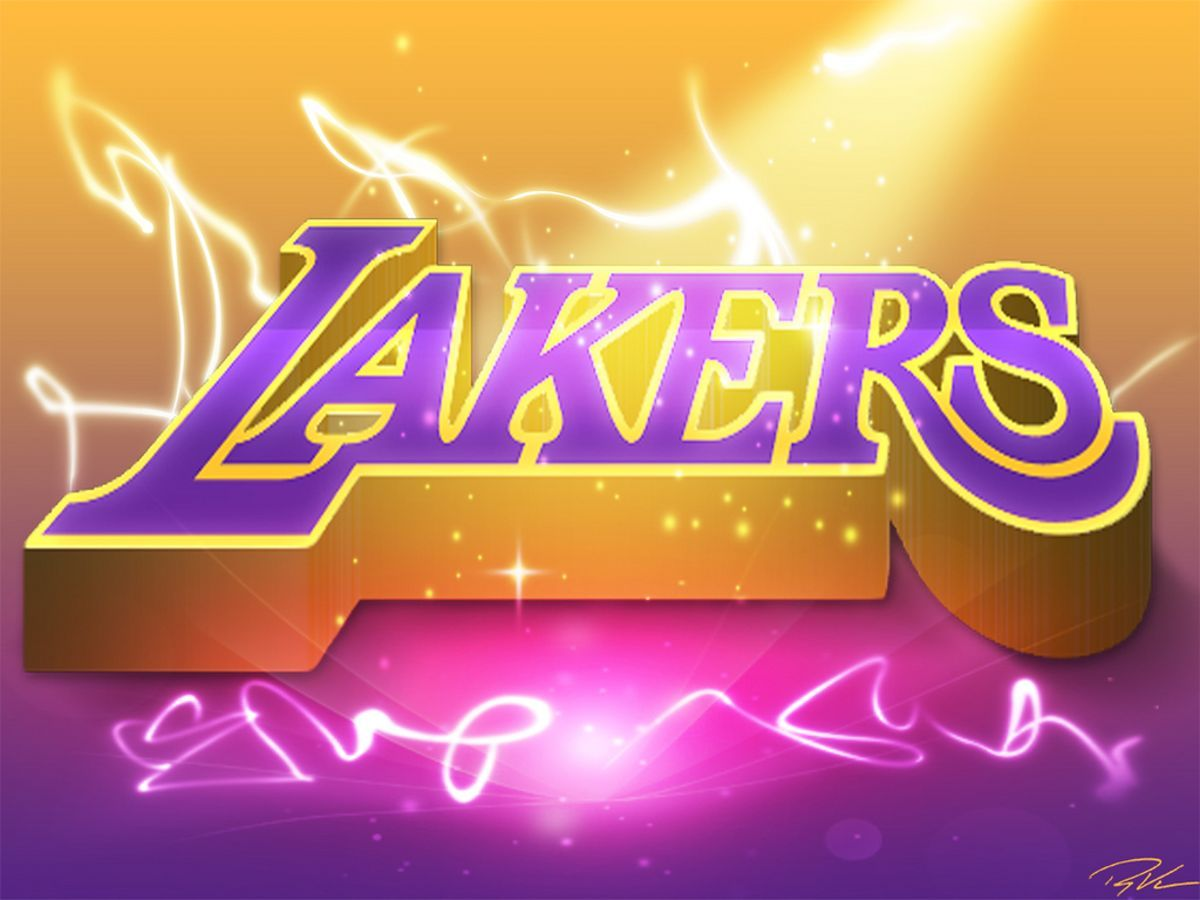 Wallpaper Nba Lakers images Lakers, La lakers, Nba