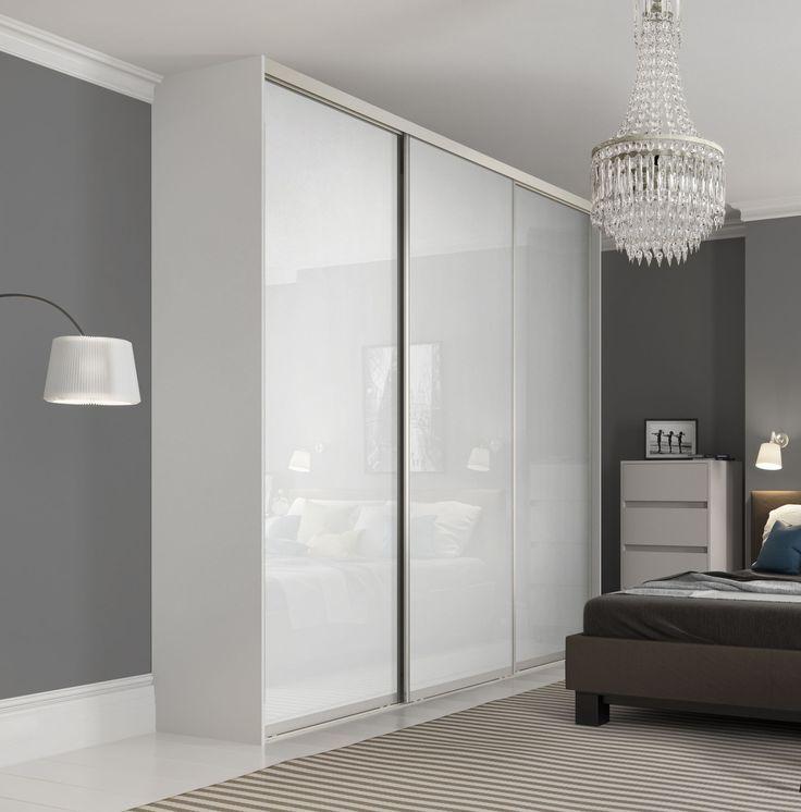 Bedroom Wardrobe Doors Designs Magnificent Image Result For Sliding Shaker Doors In Bedrooms  Hálószoba Decorating Design