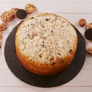 Cookie Monster Cake #cupcakefrostingtips