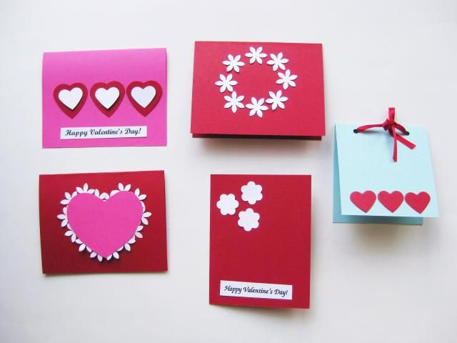 Easy Mini School Valentine Cards You Can Make in Minutes | Paper ...
