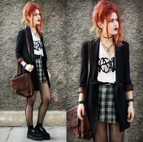 Photo of Clothes Hipster Grunge – Grunge Style Clothes20 Outfit Ideas for Perfect Grunge Look