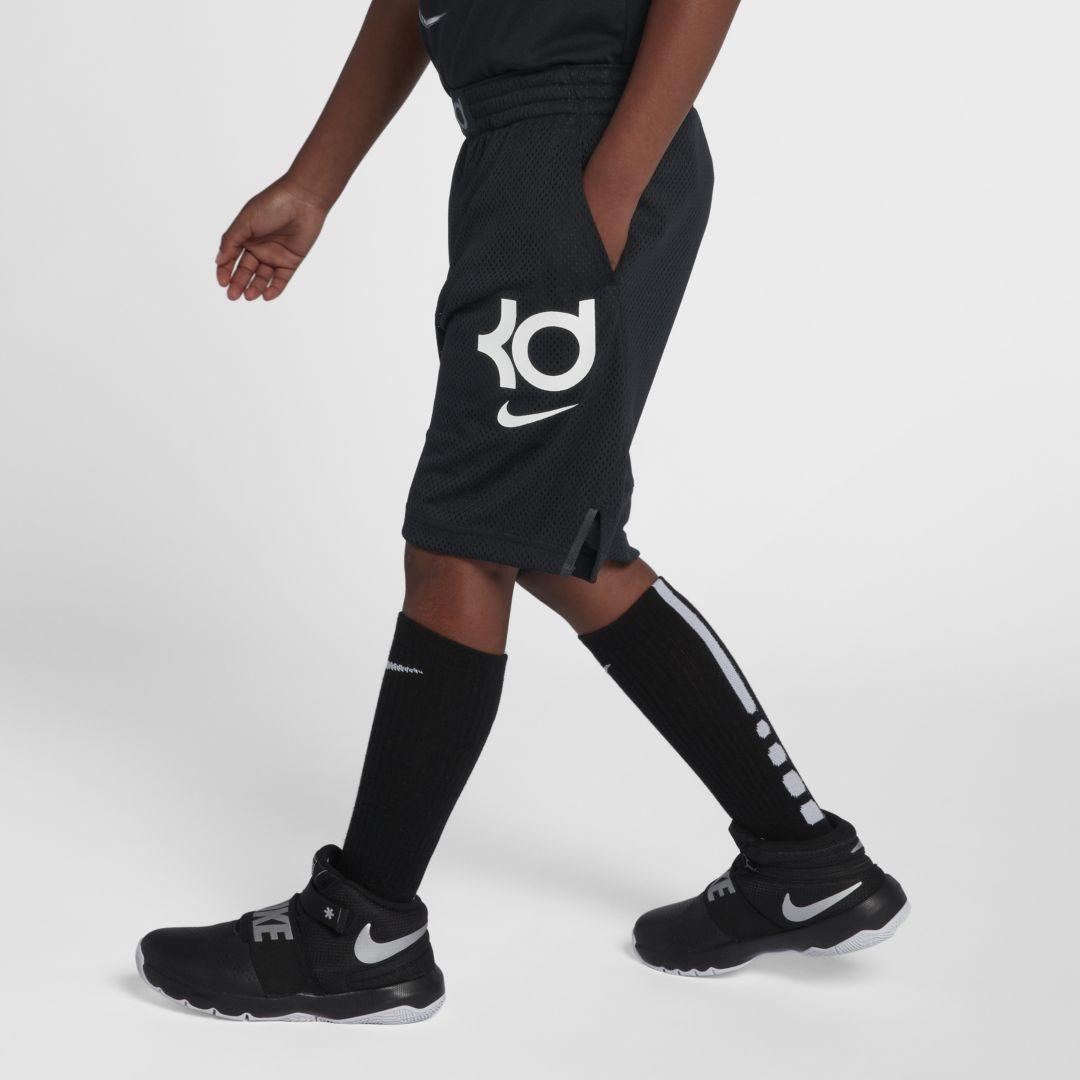 971107415cb8 Nike KD Big Kids  (Boys ) Basketball Shorts Size XL (Black ...
