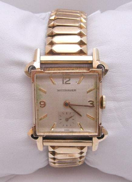 Shopgoodwill vintage 14k gold wittnauer swiss winding watch shopgoodwill vintage 14k gold wittnauer swiss winding watch sciox Choice Image