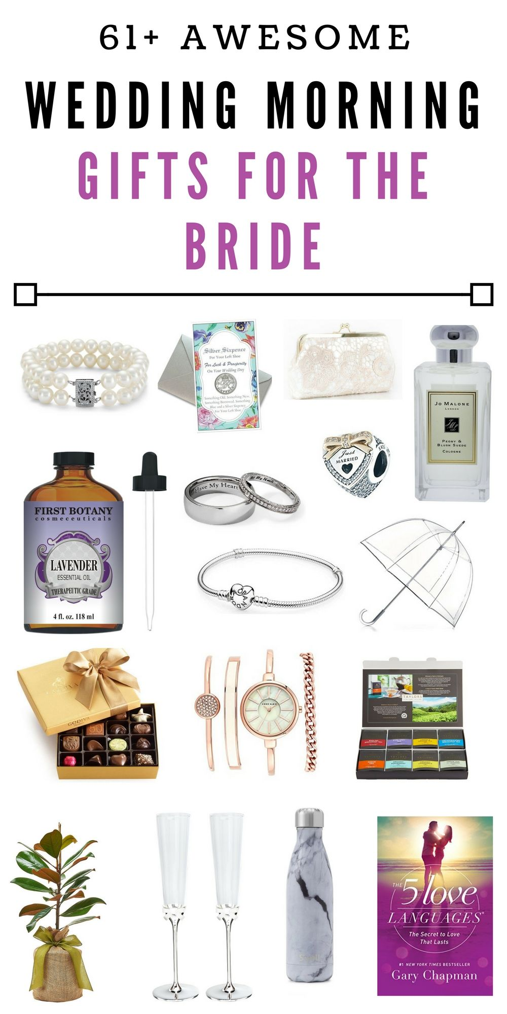 56 Day Of Wedding Morning Gifts For The Bride Wedding Gifts For Bride Wedding Gifts For Bride And Groom Morning Wedding