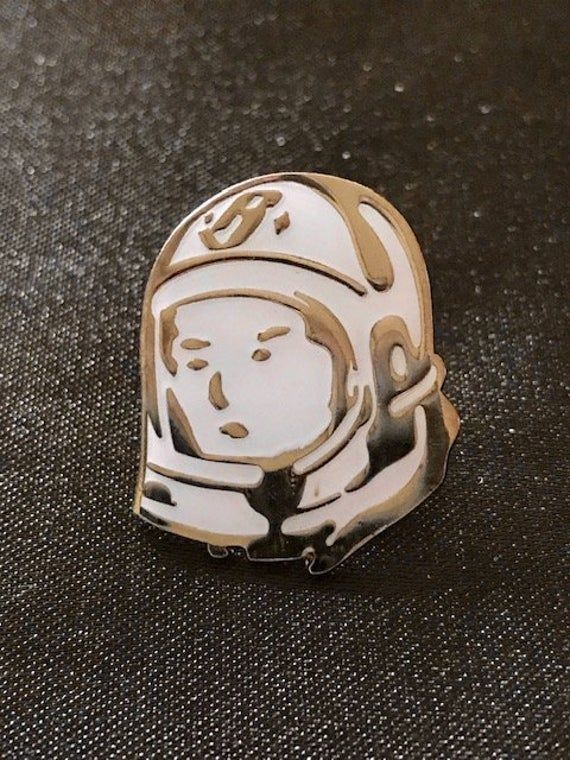 1 Rare A Bathing Ape (BAPE x Billionaire Boys Club x Supreme) SUP Logo Lapel Pin #boydollsincamo