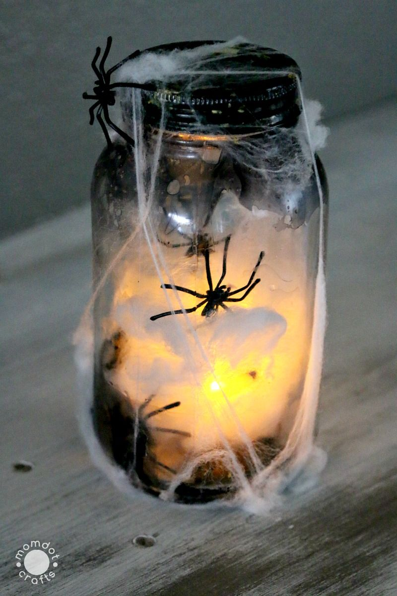 15 halloween projects you can do today - Diy Halloween Projects