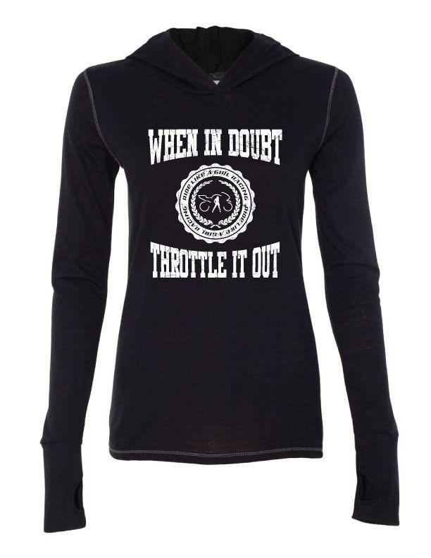 Throttle it Out (Long Sleeve)