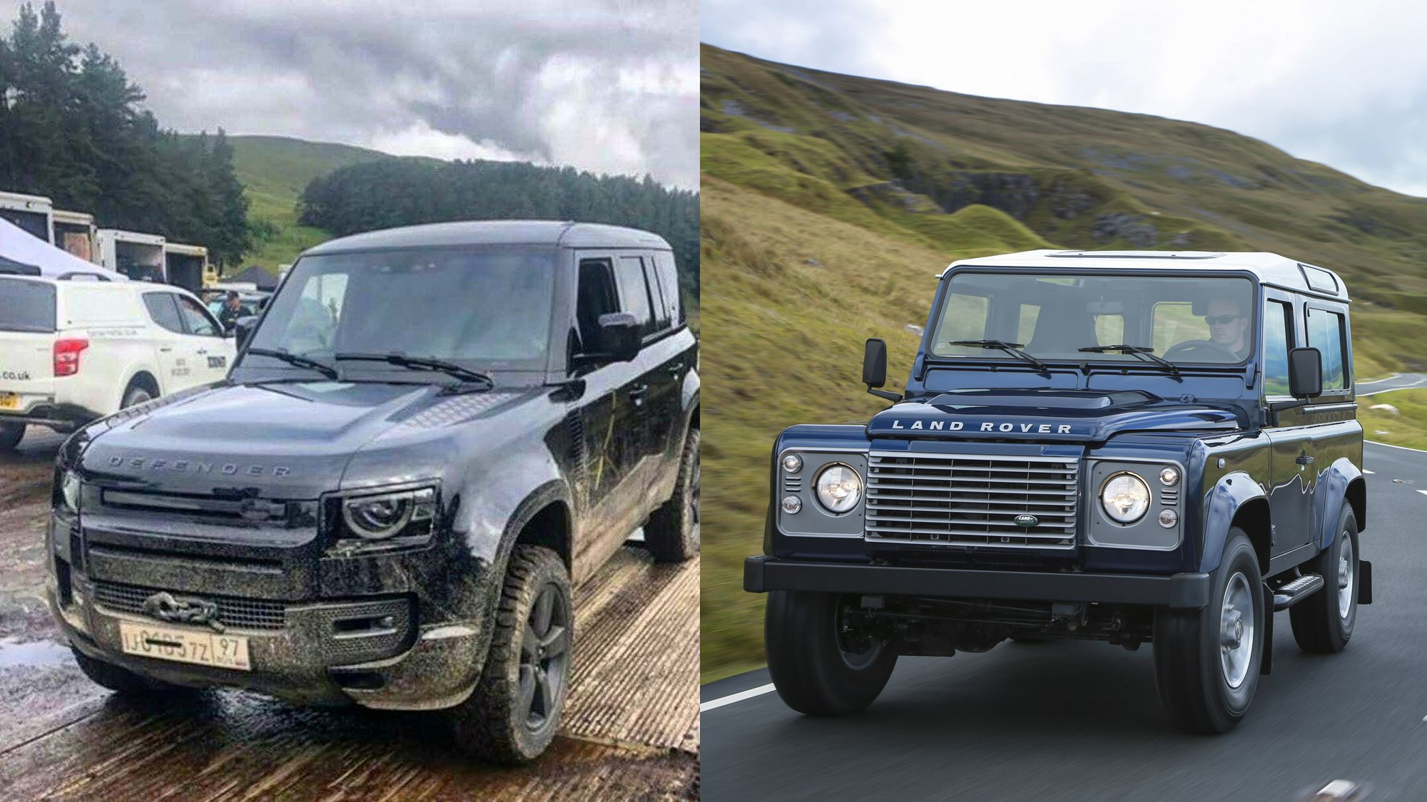 Thanks To James Bond We Now Know Exactly What The 2020 Land Rover