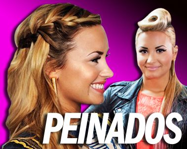 Amarra tu pelo y, ¡recógelo como Demi!