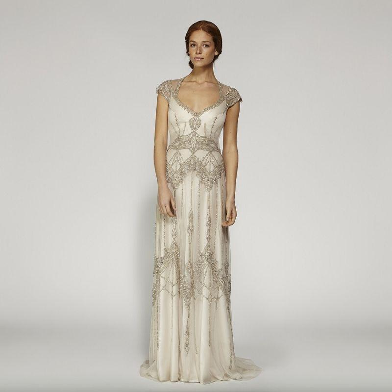 1920s style wedding dresses uk