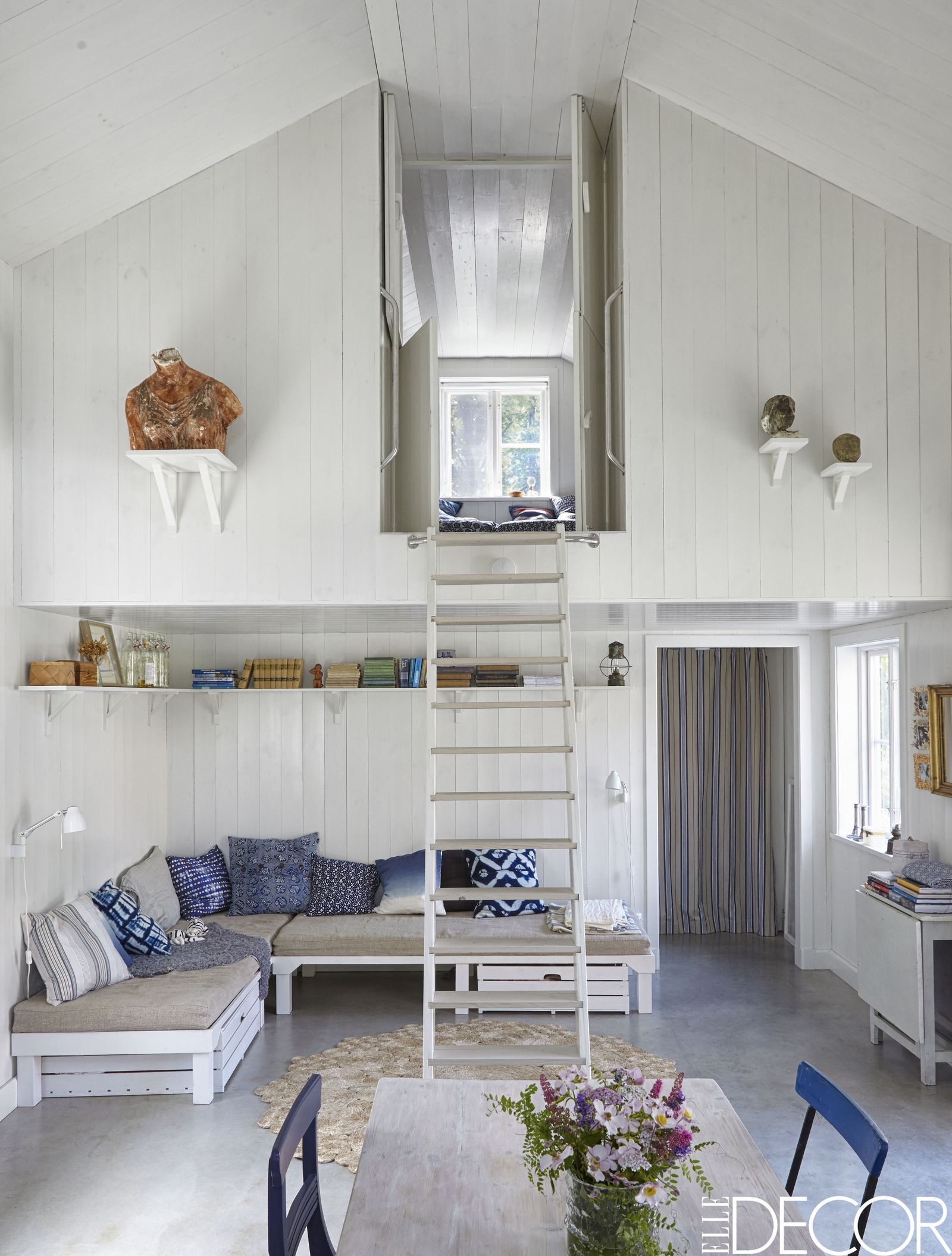 This Rustic, Minimalist Swedish Cottage Is The Most Charming Getaway