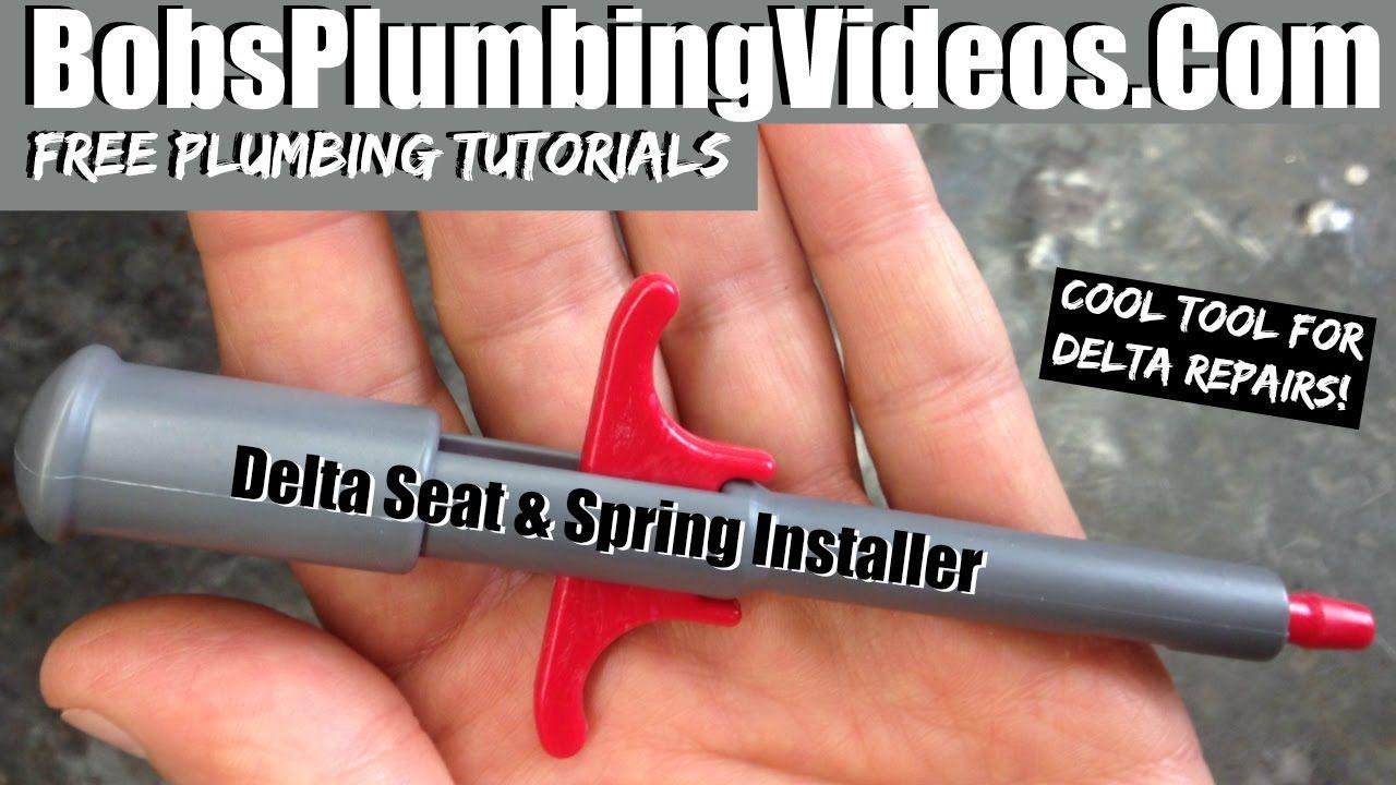 Delta Faucet Repair Delta Faucet Installations Bobsplumbingvideos