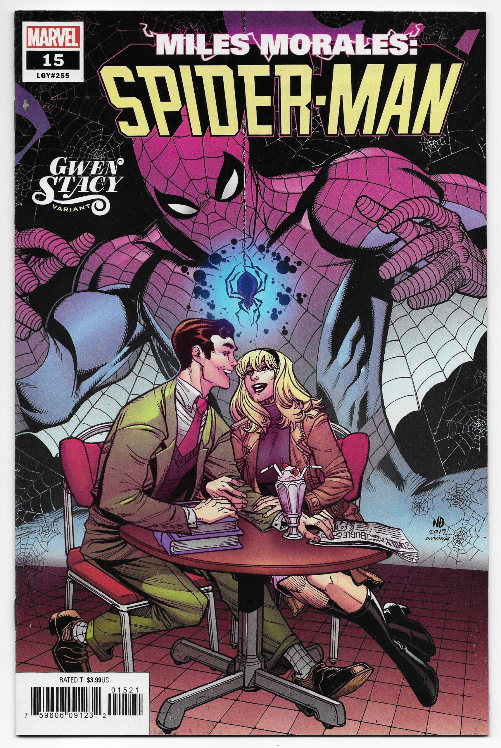 Marvel Miles Morales Spider-man #10 Comic Book 2019
