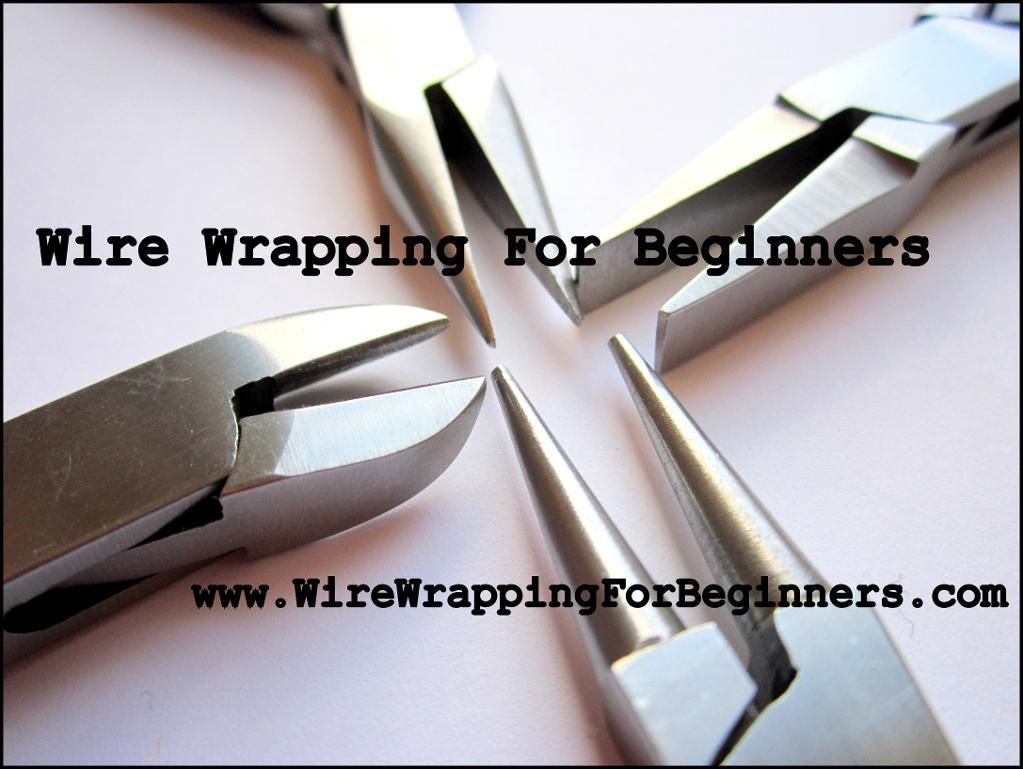 Wire Wrapping For Beginners eBook | Jewelry patterns, Wire wrapped ...
