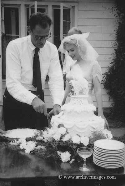 Miller Wedding Gallery Marilyn Monroe Wedding Marilyn Monroe Photos Norma Jean Marilyn Monroe
