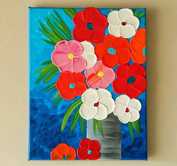 Pictures Of Flowers In Vases To Paint - Best Vase Decoration 2018 on
