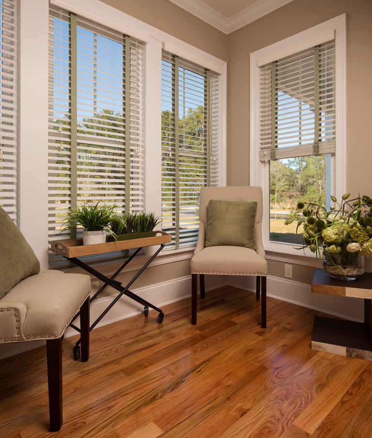 cloth tape for blinds wooden blinds horizontal blinds with decorative cloth tapes add color to this sunroom