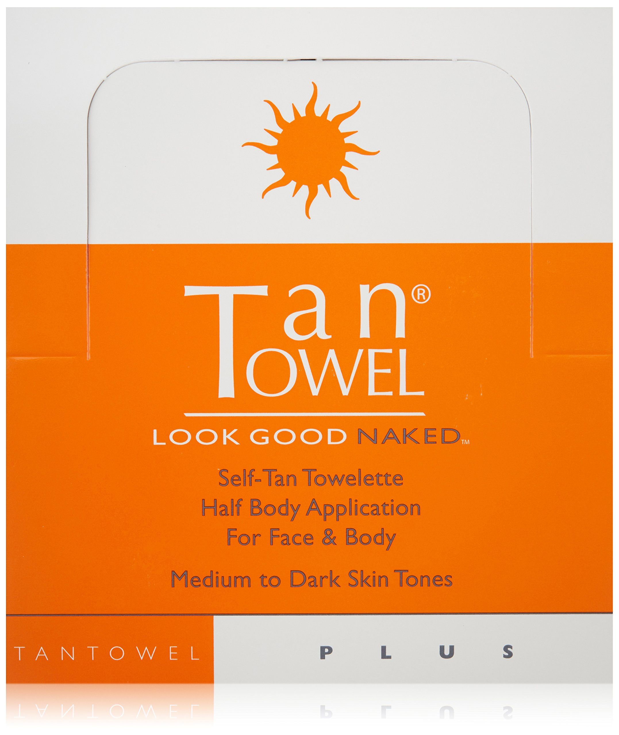 Tan Towel Self Tan Towelette Plus 50 Count *** Find out