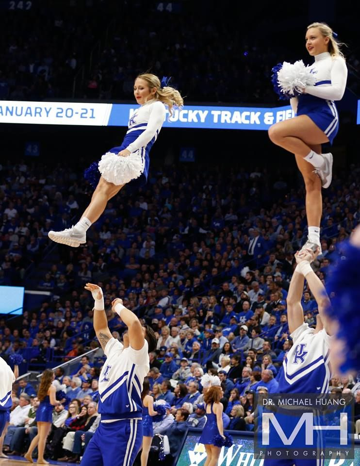 Pin by long hunter on Kentucky Dance Team and Cheerleaders