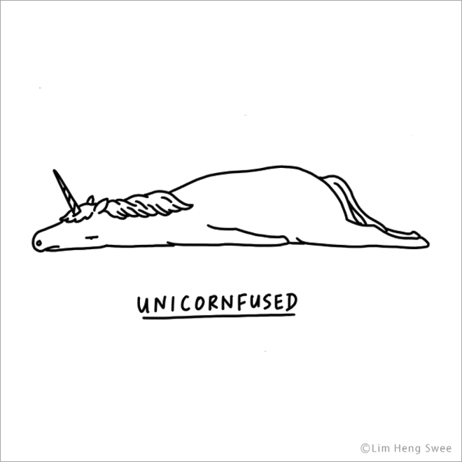 Latest Funny Illustration Punny Illustrations of Moody Animals Unicornfused. 4