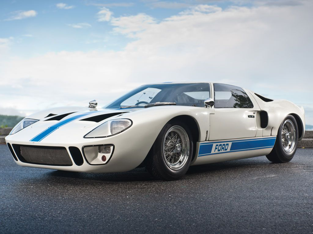 Auctions Ford Gt40 Ford Gt Ford