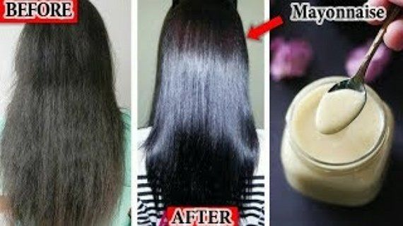 Mayonnaise Hair Spa Cream For Simple And Easy At Home To Get Soft Smooth Shiny Straight Is Full Of Nutrients That Are