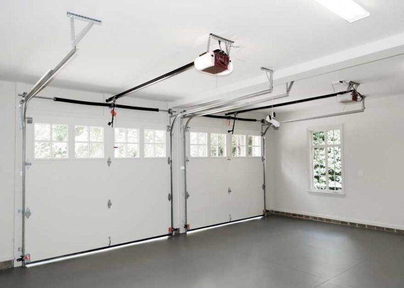 Convert Your Basement Garage Workshop Rockband Our Basement 880x628 In 31 8kb Automatic Garage Door Garage Door Installation Garage Doors
