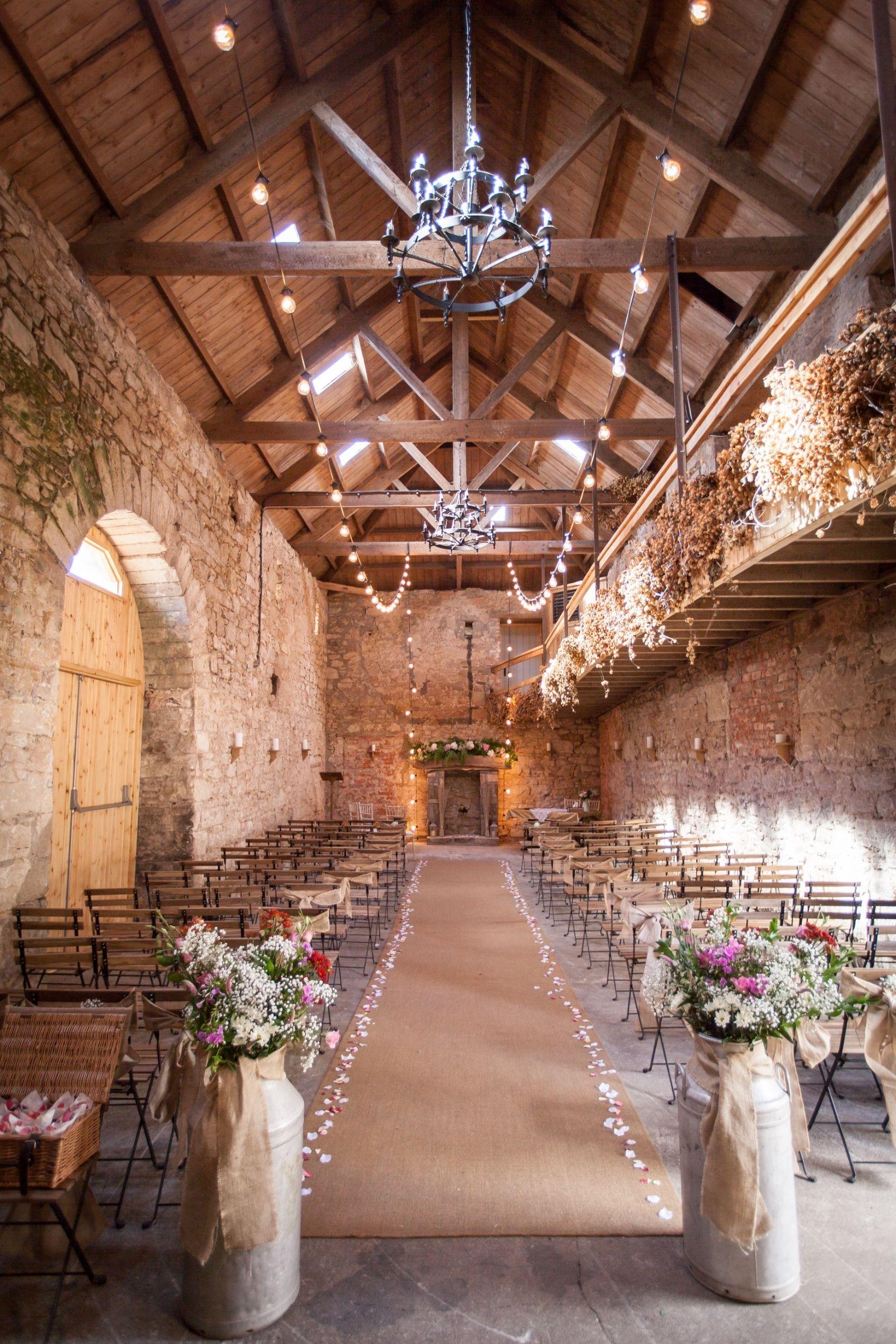 Doxford Barns Wedding Venue Alnwick, Northumberland #barnweddings