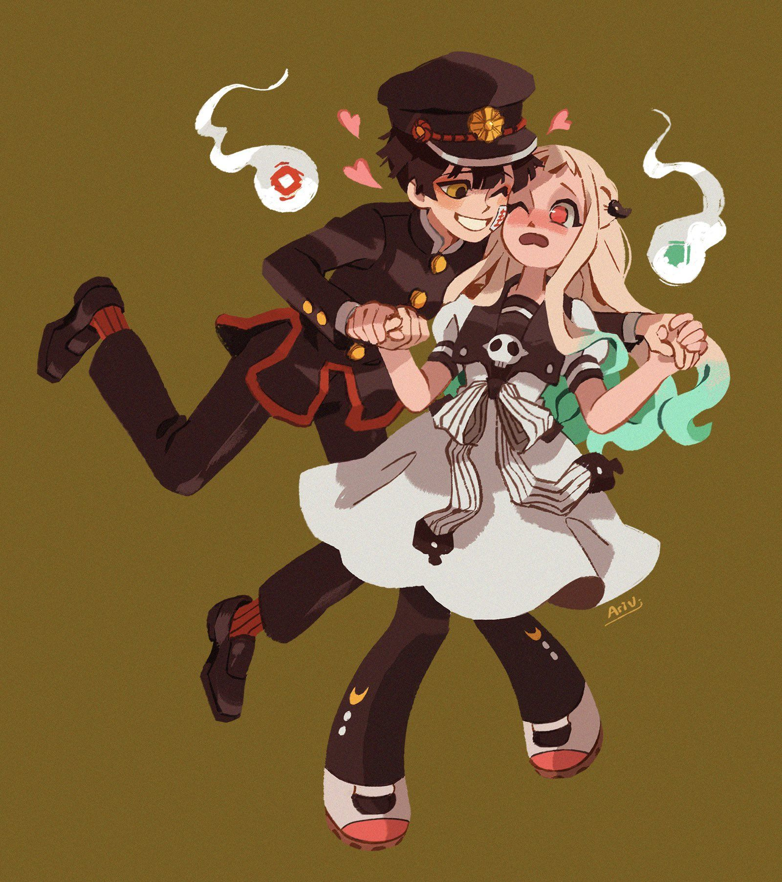 Fluff angst anime spoilers i do not own tbhk or their characters #angst #anime #fluff #hanakokun #manga #oneshotbook #romance #tbhk #toiletboundhanakokun #yashironene Hanako X Yashiro in 2020   Hanako, Anime ghost, Anime