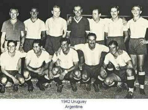 Image result for copa america 1942