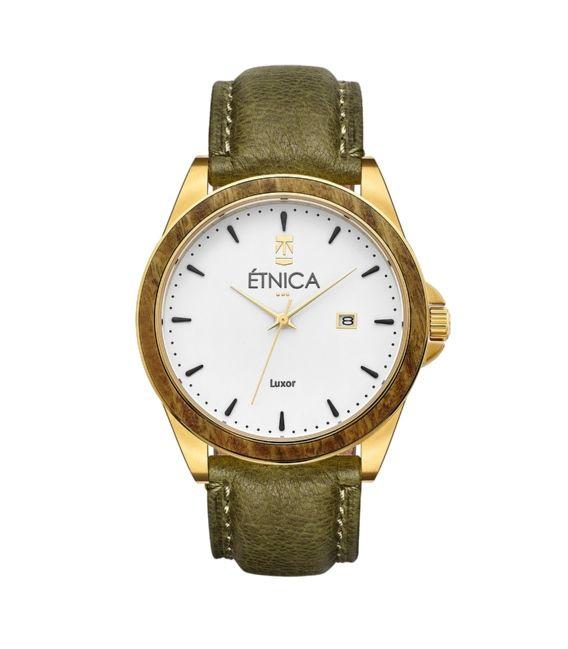 Étnica Watches irrumpe con fuerza y elegancia en el mercado de la relojería de lujo