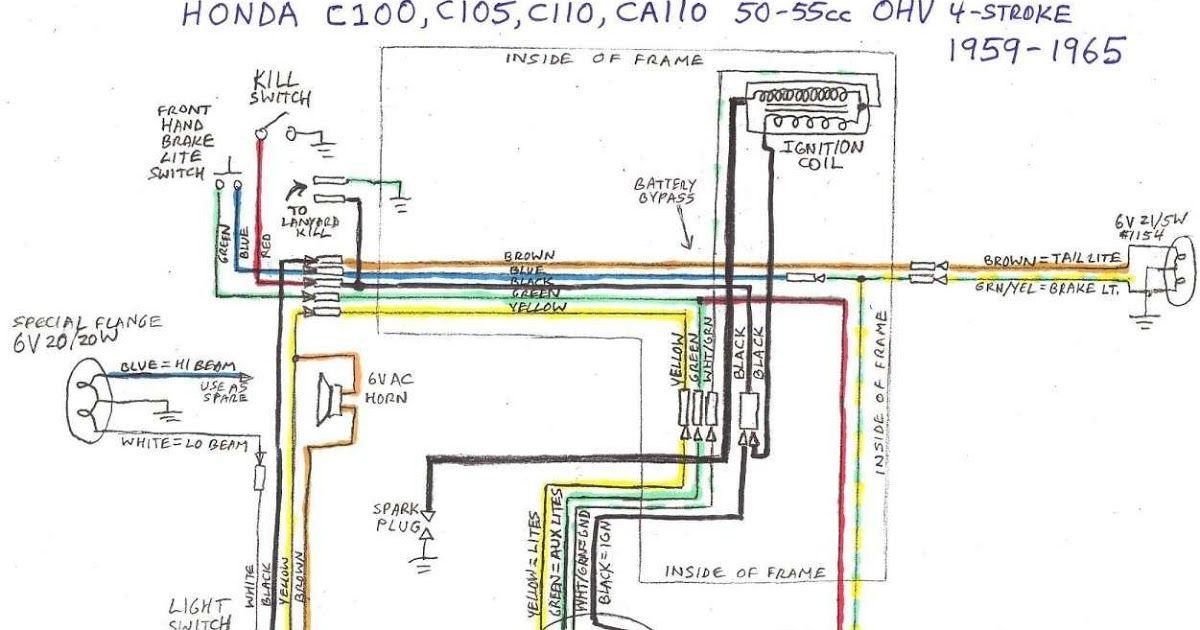 15 Simple Honda C90 6v Motorcycle Wiring Diagram Motorcycle 17 Mercedes Car Wiring Diagram Car Diagram In In 2020 Honda Civic Engine Motorcycle Wiring 84 Chevy Truck