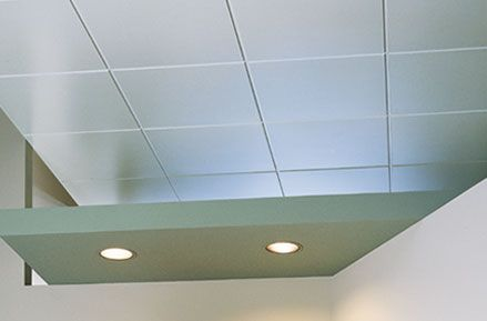 Usg Ceilings Panz Metal Specialty Ceiling Panels On Designer Pages Ceiling Panels Paneling Metal Panels