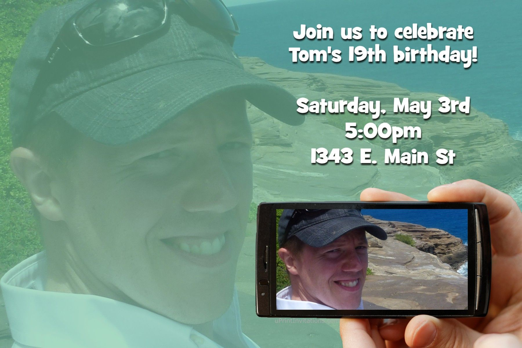 Coloring online no printing - Selfie Birthday Invitations Any Color Scheme Get These Invitations Right Now Design Yourself Online