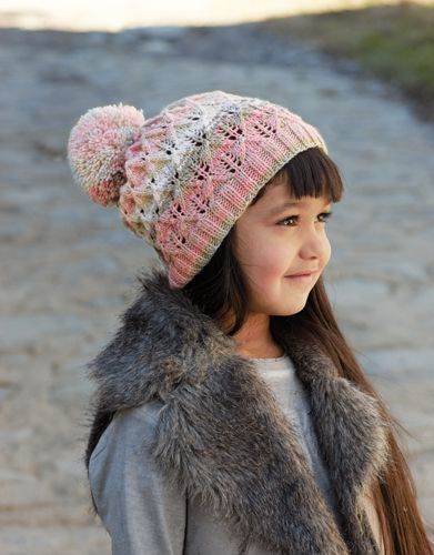Book Kids 75 Autumn / Winter | 1: Kids Cap | Rose-Stone grey ...
