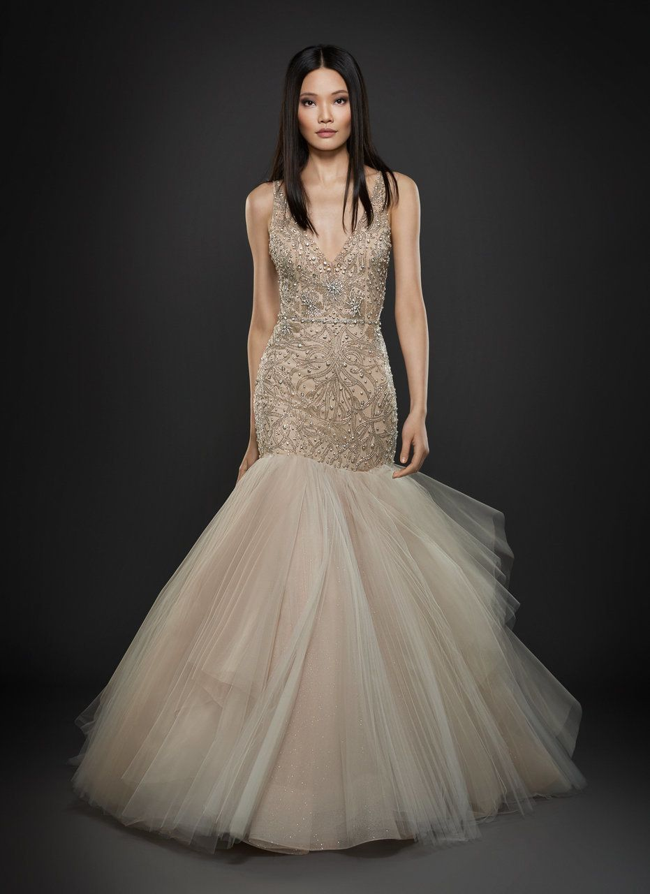Bridals by Lori - Lazaro 3752, In store (http://shop.bridalsbylori ...