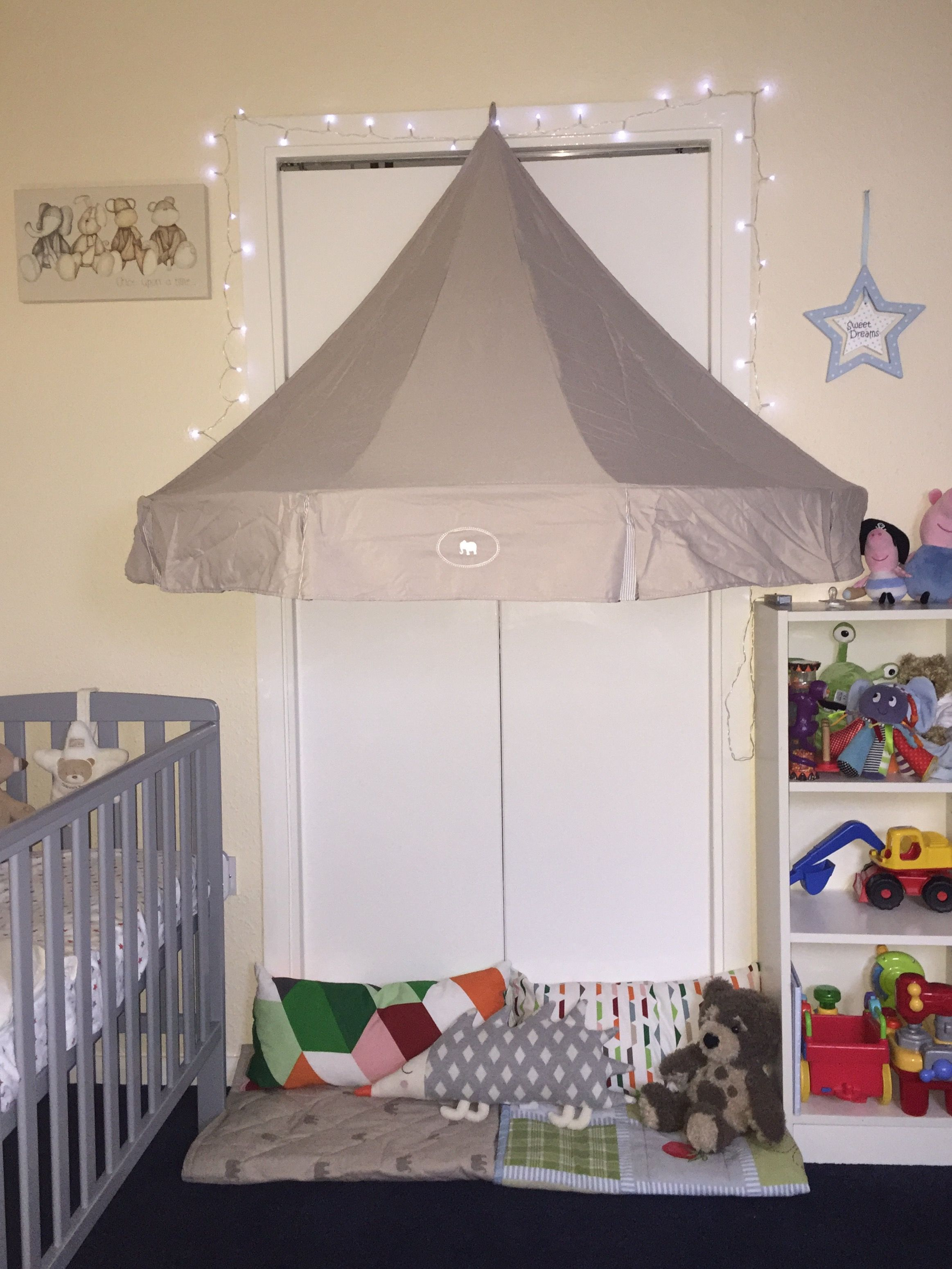 Ikea Charmtroll Canopy Baby And Toddler Bedroom Reading Corner