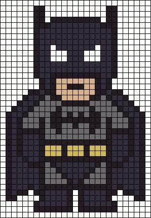 Batman logo pixel art template batman logo pixel art template pronofoot35fo Choice Image