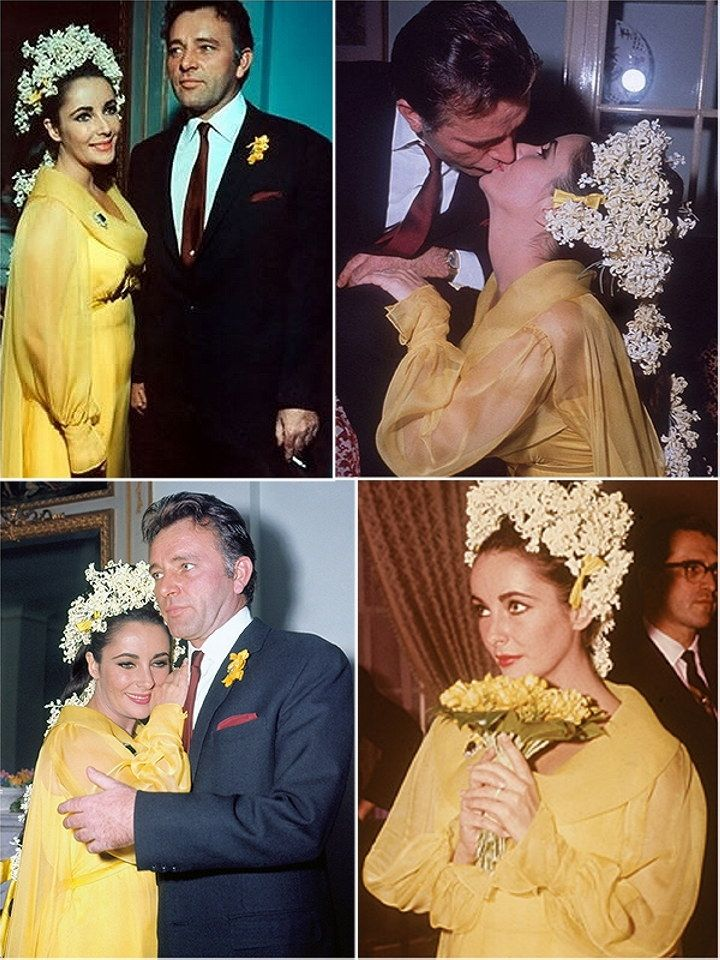 Iconic Wedding Dresses Elizabeth Taylor The Wedding Secret Magazine Iconic Weddings Famous Wedding Dresses Elizabeth Taylor