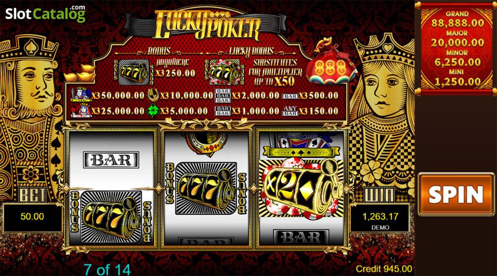 Free Poker Slots Download