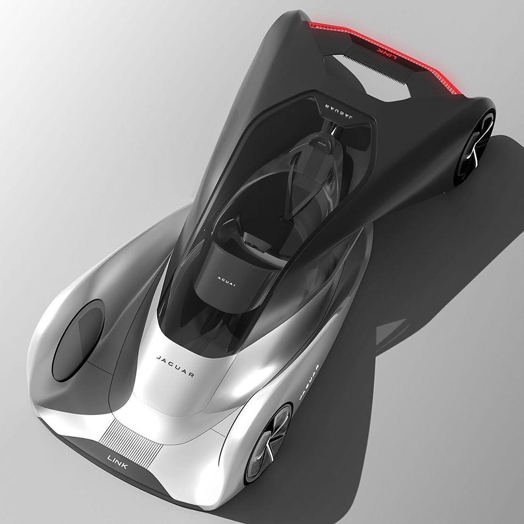 """Jaguar Concept: Car Design World On Instagram: """"Jaguar Link Concept By"""